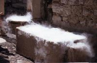 Dry Ice in the Trough - St Paul de Vence