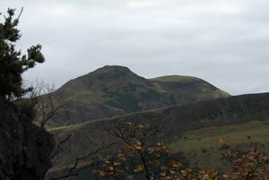 Arthur's Seat - Extinct Volcano