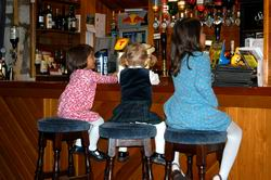 The Girls at the Bar