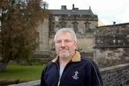 Gary at Stirling Castle